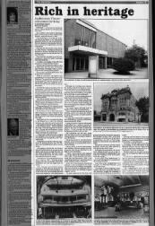 Auditorium centennial
