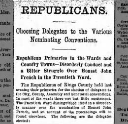 Wednesday, October 17, 1877, Page 2 headline