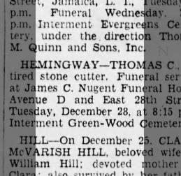 Thomas C. Hemingway