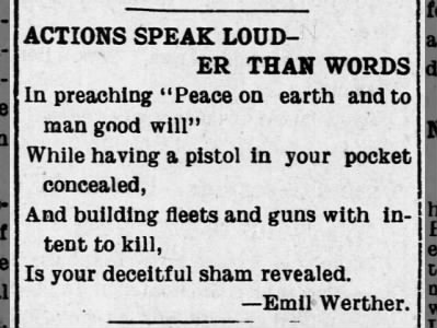 Poem by Emil Werther,