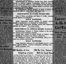 Brooklyn Eagle 7/17/1930 Boys convicted again... C. Greenhause