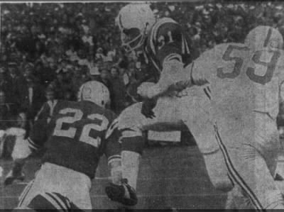 1970 Nebraska-Kansas State, Orduna TD photo