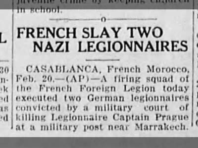 Casablanca French news.