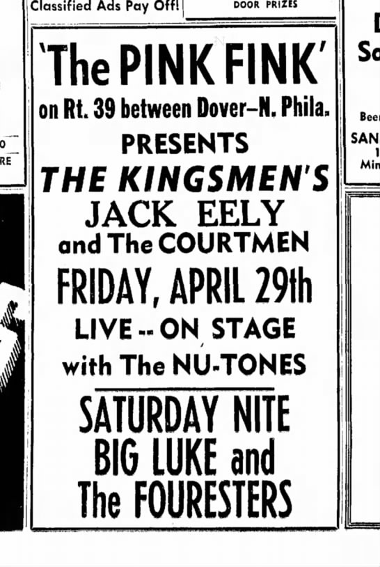 Dover Daily Reporter April 29 1966 DONE