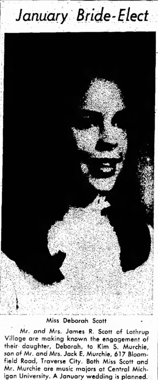 Kim S Murchie - Thurs 15 Aug 1969 pg 16
