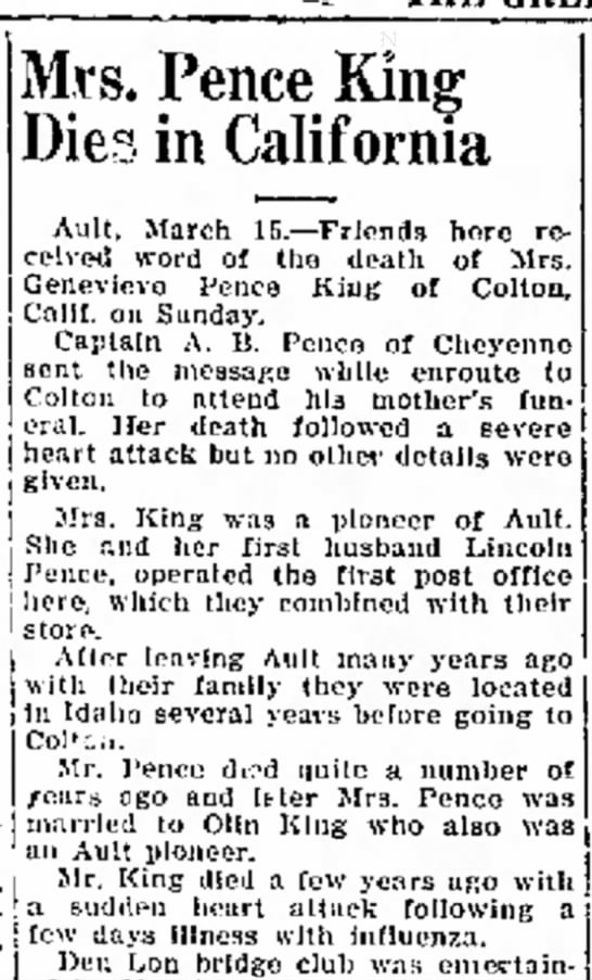 The Greeley Daily Tribune
