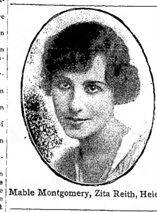 Mable Montgomery