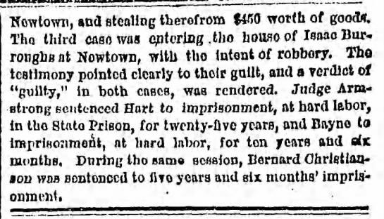 Hart arraignment Dec 1869 Part 2