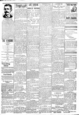 Logansport Pharos-Tribune from Logansport, Indiana on May 9, 1894 · Page 3