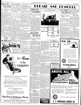 The Courier News from Blytheville, Arkansas on February 20, 1940 · Page 3