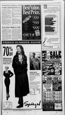 The Cincinnati Enquirer from Cincinnati, Ohio on October 11, 1991 · Page 7