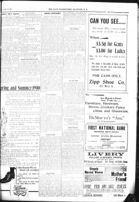 The Daily Deadwood Pioneer-Times from Deadwood, South Dakota on April 27, 1900 · Page 5