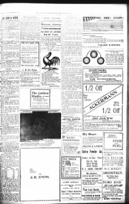 The Daily Deadwood Pioneer-Times from Deadwood, South Dakota on December 5, 1900 · Page 3
