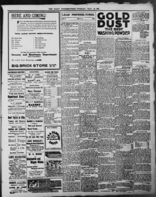 The Daily Deadwood Pioneer-Times from Deadwood, South Dakota on May 10, 1898 · Page 3