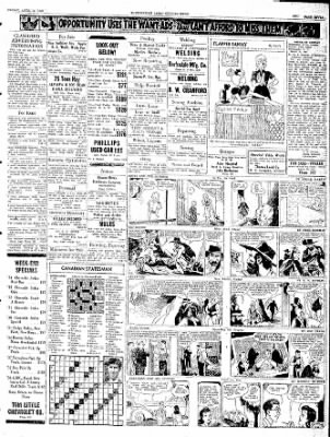 The Courier News from Blytheville, Arkansas on April 12, 1940 · Page 7