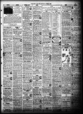 oakland tribune from oakland california on june 24 1934 middot page 23