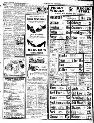 The Courier News from Blytheville, Arkansas on September 27, 1934 · Page 3