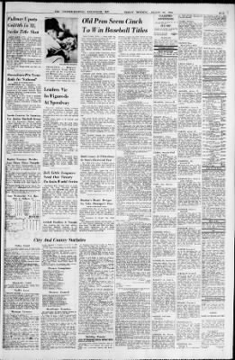 The Courier Journal From Louisville Kentucky On August 20 1965 Page 30