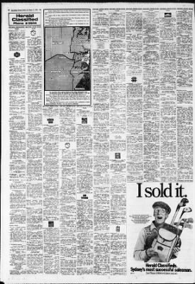 the sydney morning herald from sydney new south wales on march 17 1979 middot page 98