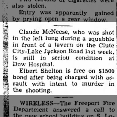 Article about Grandpa shooting a man.  It was later ruled self defense and Grandpa was not charged