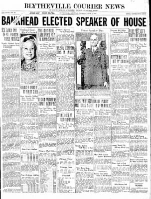 The Courier News from Blytheville, Arkansas on June 4, 1936 · Page 1