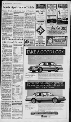 The Palm Beach Post from West Palm Beach, Florida on June 19, 1992 · Page 156