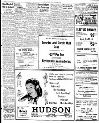 The Courier News from Blytheville, Arkansas on April 22, 1946 · Page 5