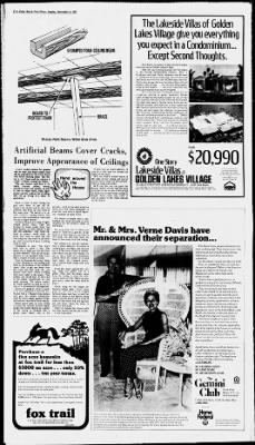 The Palm Beach Post from West Palm Beach, Florida on December 5, 1976 · Page 96