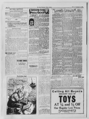 The Daily Clintonian from Clinton, Indiana on December 21, 1936 · Page 4