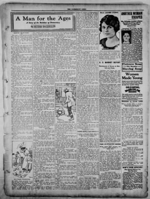 The Fairmount News from Fairmount, Indiana on December 1, 1921 · Page 3