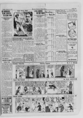 The Daily Clintonian from Clinton, Indiana on January 19, 1937 · Page 5
