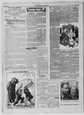 The Daily Clintonian from Clinton, Indiana on January 20, 1937 · Page 4