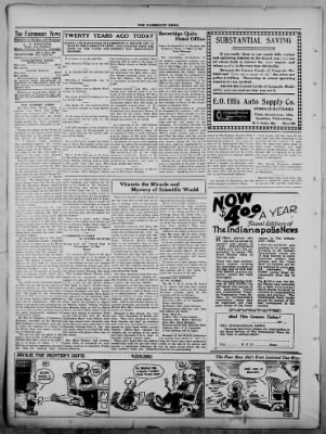 The Fairmount News from Fairmount, Indiana on April 3, 1922 · Page 2