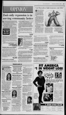 The Palm Beach Post from West Palm Beach, Florida on March 25, 1998 · Page 13