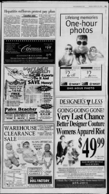 The Palm Beach Post from West Palm Beach, Florida on March 29, 1998 · Page 22
