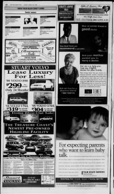 The Palm Beach Post from West Palm Beach, Florida on March 29, 1998 · Page 846