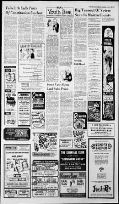 The Palm Beach Post from West Palm Beach, Florida on November 2, 1968 · Page 23
