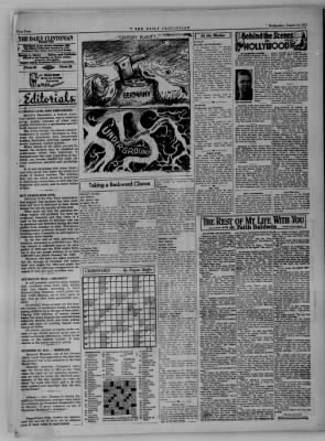 The Daily Clintonian from Clinton, Indiana on August 16, 1944 · Page 4