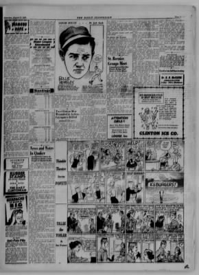 The Daily Clintonian from Clinton, Indiana on August 24, 1944 · Page 7
