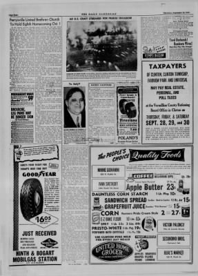 The Daily Clintonian from Clinton, Indiana on September 28, 1944 · Page 4