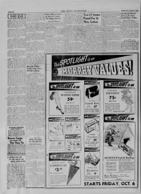 The Daily Clintonian from Clinton, Indiana on October 4, 1944 · Page 2