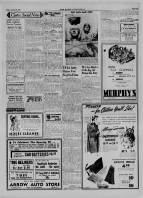 The Daily Clintonian from Clinton, Indiana on October 6, 1944 · Page 5