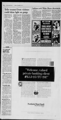The Palm Beach Post from West Palm Beach, Florida on December 1, 1997 · Page 8