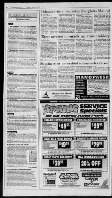 The Palm Beach Post from West Palm Beach, Florida on March 31, 1998 · Page 64