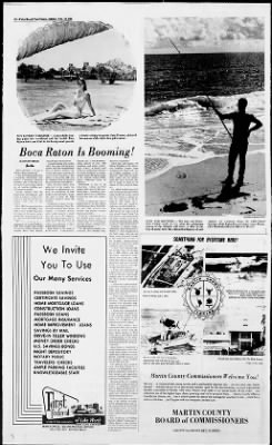 The Palm Beach Post from West Palm Beach, Florida on November 10, 1968 · Page 132