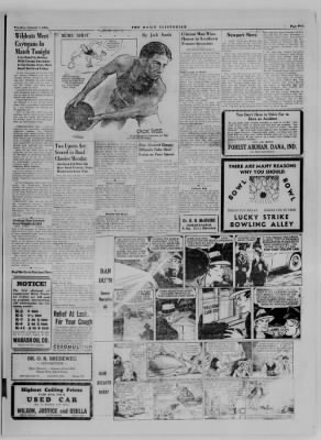 The Daily Clintonian from Clinton, Indiana on January 2, 1945 · Page 5
