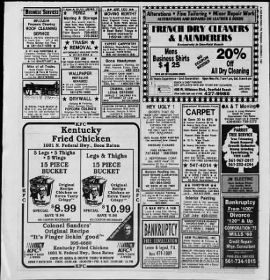 The Palm Beach Post from West Palm Beach, Florida on December 4, 1997 · Page 101