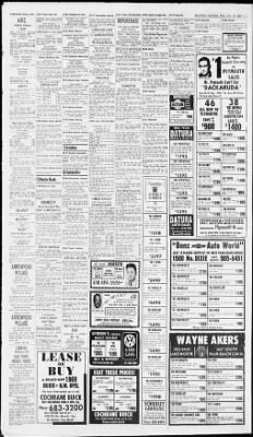 The Palm Beach Post from West Palm Beach, Florida on November 20, 1968 · Page 42