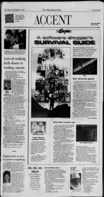 The Palm Beach Post from West Palm Beach, Florida on December 6, 1997 · Page 145