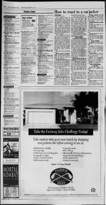 The Palm Beach Post from West Palm Beach, Florida on December 6, 1997 · Page 56